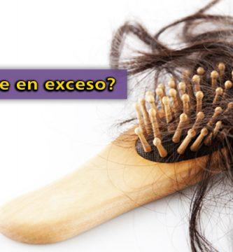 porque se cae en exceso el cabello en hombres y mujeres