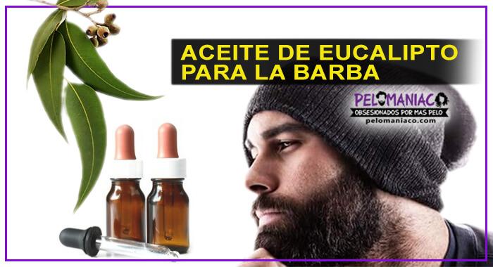 Aceite de Eucalipto Para La Barba 【RESULTADOS y Aplicación】