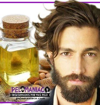 aceite de almendras para la barba para que sirve