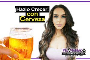 cerveza para el cabello para que sirve beneficios