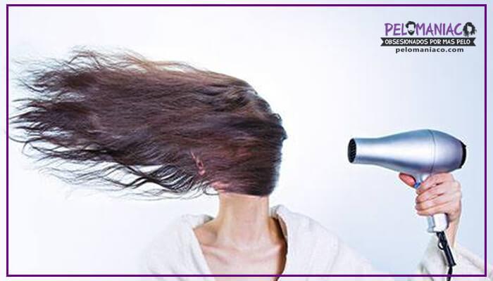 como secarse el cabello sin secador