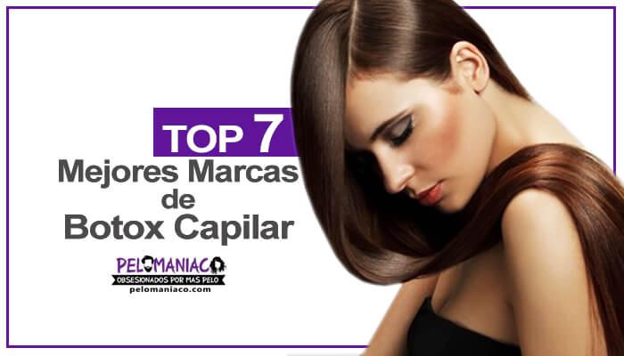 Marcas de Botox Capilar Recomendadas Top 7