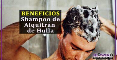 Shampoo de Alquitrán de Hulla Para que sirve y beneficios
