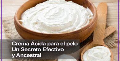 crema acida para el pelo para que sirve y propiedades 2