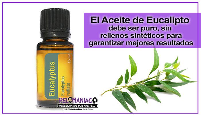 comprar aceite de eucalipto para el cabello