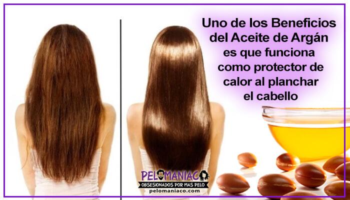 aceite de argan para el cabello beneficios