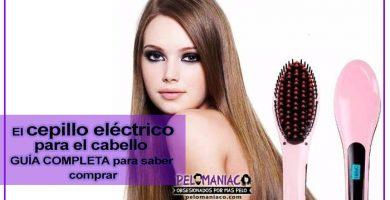 cepillo eléctrico para el cabello