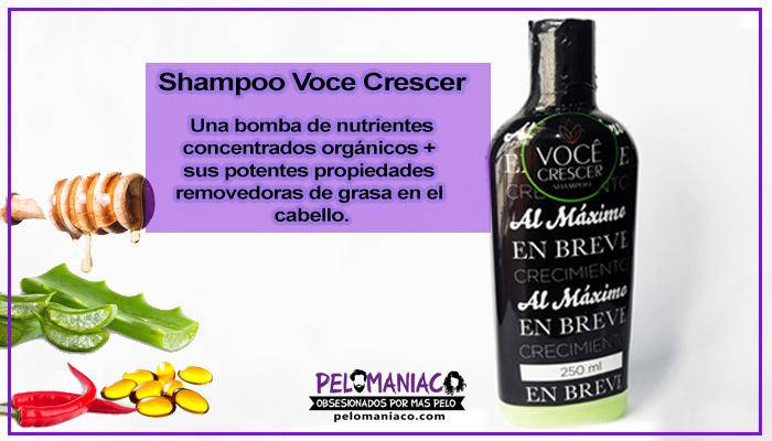 Shampoo Voce Crescer comprar en Mexico