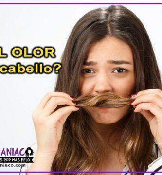 como quitar el mal olor del cabello remedios