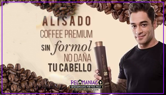 alisado coffee premium sin formol