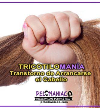 tricotilomania transtorno de arrancarse el pelo