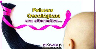 pelucas oncologicas de pelo natural o sintetico