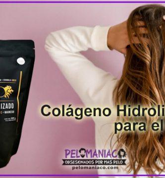 colageno hidrolizado para el cabello