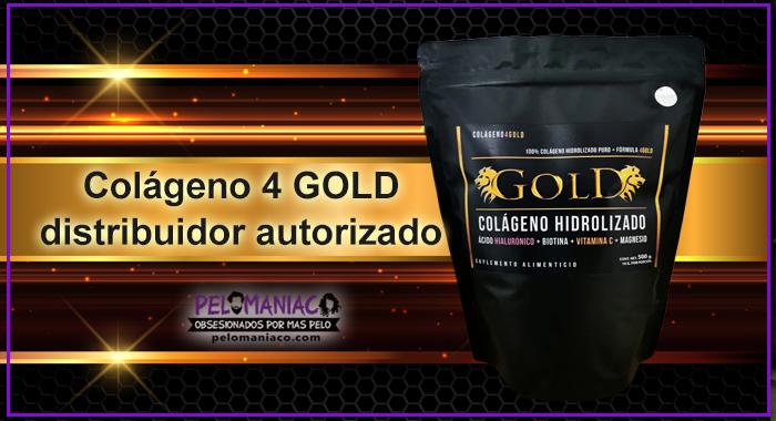 donde comprar colágeno hidrolizado 4 GOLD