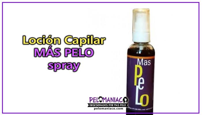 locion capilar mas pelo spray