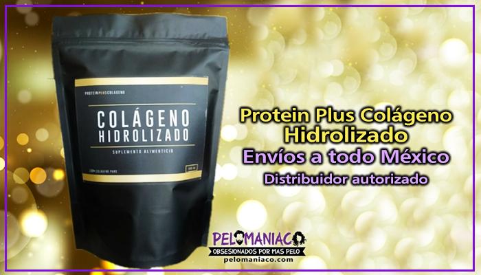 protein plus colageno hidrolizado mexico