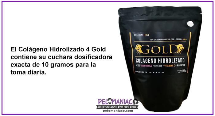 cómo tomar colágeno hidrolizado a diario