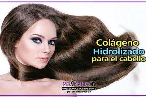 colageno hidrolizado para el cabello con biotina
